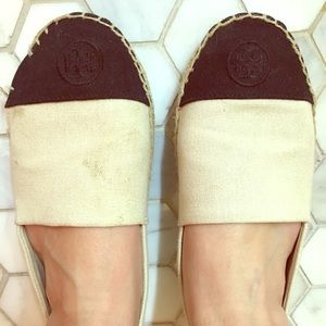 Tory Burch Color-Block Espadrilles